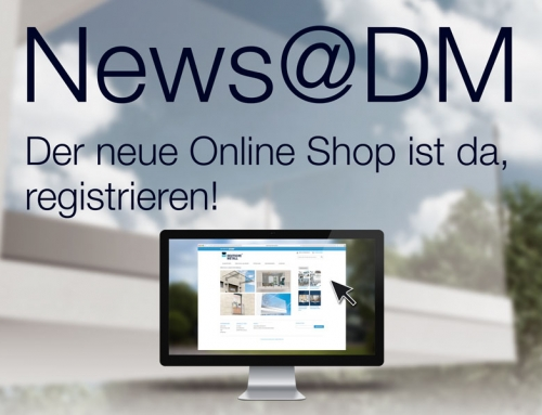 Der neue Online-Shop ist da!